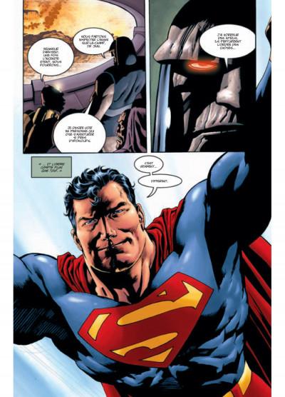 Page 6 Superman / aliens tome 2 - guerre divine