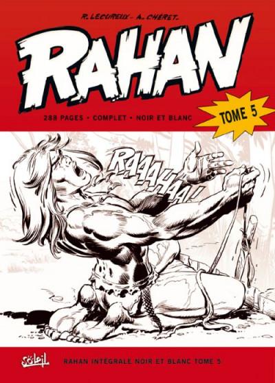 Couverture Rahan - intégrale tome 5 (éd. 2009)