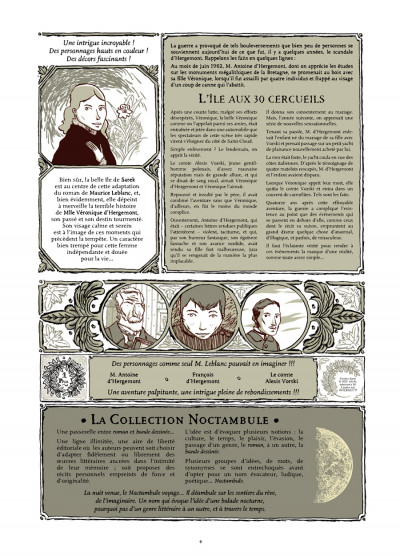 Page 1 l'île aux 30 cercueils