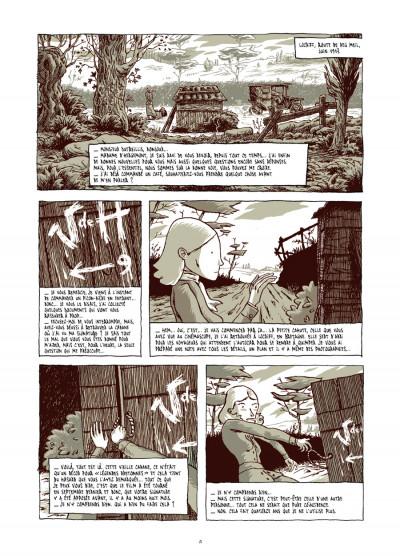 Page 2 l'île aux 30 cercueils