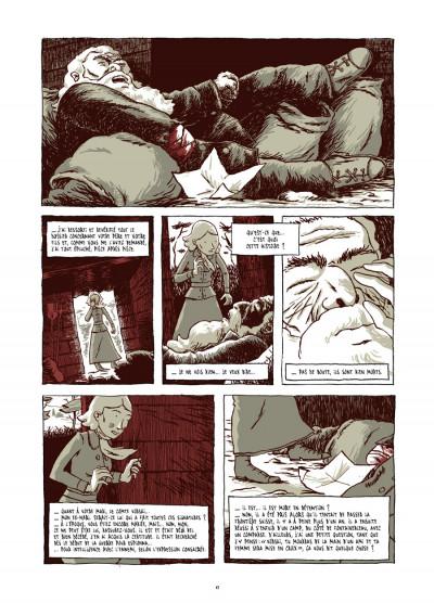 Page 3 l'île aux 30 cercueils