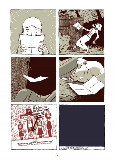 Page 4 l'île aux 30 cercueils