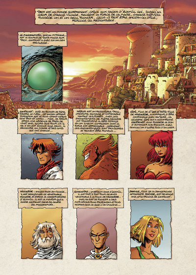 Page 2 Lanfeust odyssey tome 3