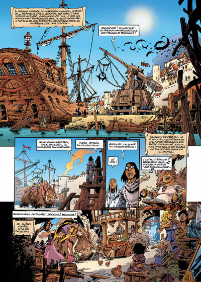 Page 3 Lanfeust odyssey tome 3