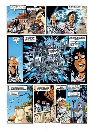 Page 4 Lanfeust odyssey tome 3