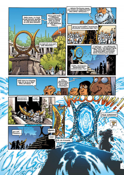 Page 5 Lanfeust odyssey tome 3