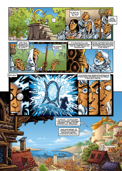 Page 6 Lanfeust odyssey tome 3