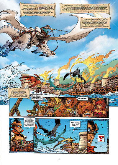 Page 7 Lanfeust odyssey tome 3