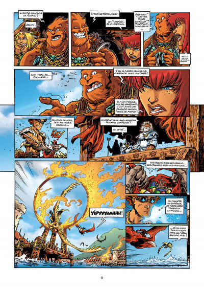 Page 9 Lanfeust odyssey tome 3