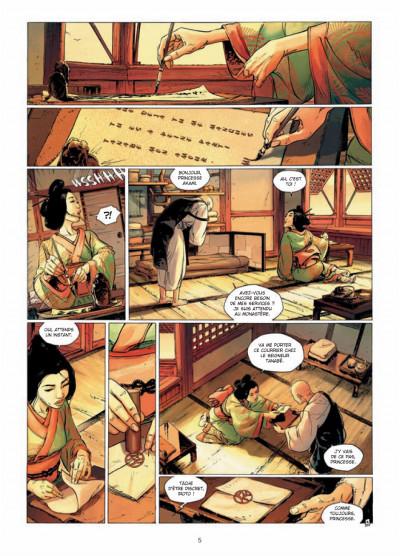 Page 3 samurai T.7 - frères d'armes