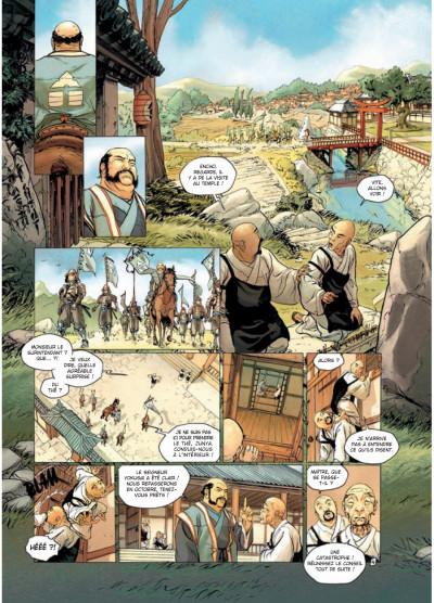 Page 4 samurai T.7 - frères d'armes