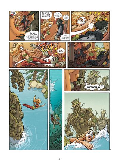 Page 0 Marlysa tome 11 - la métamorphose