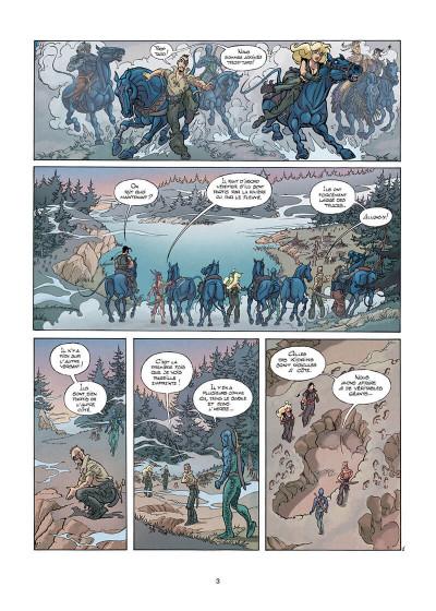 Page 4 Marlysa tome 11 - la métamorphose