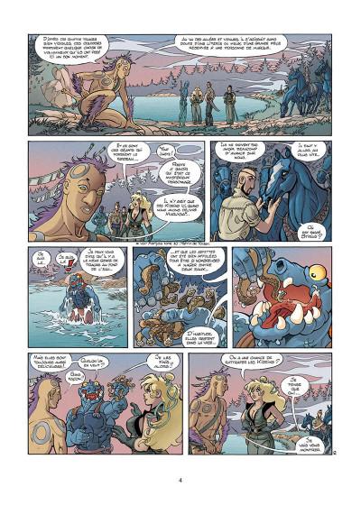 Page 5 Marlysa tome 11 - la métamorphose