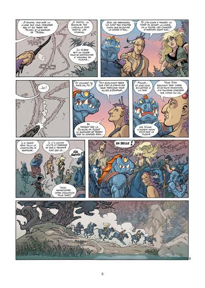 Page 6 Marlysa tome 11 - la métamorphose