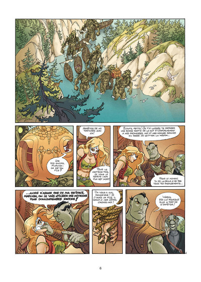 Page 7 Marlysa tome 11 - la métamorphose