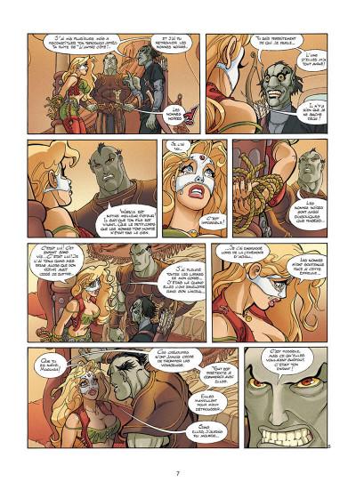 Page 8 Marlysa tome 11 - la métamorphose