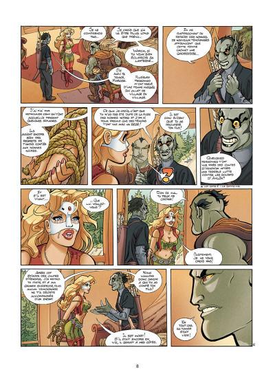 Page 9 Marlysa tome 11 - la métamorphose