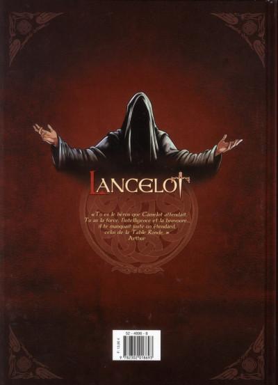 Dos Lancelot tome 3 - Morgane