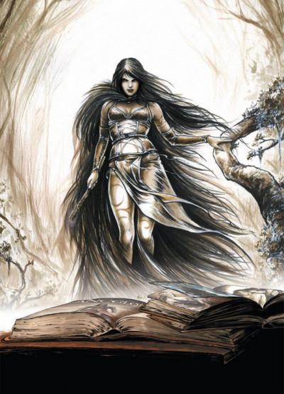 Page 2 Lancelot tome 3 - Morgane