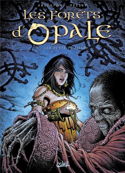 Couverture Les forêts d'Opale tome 7