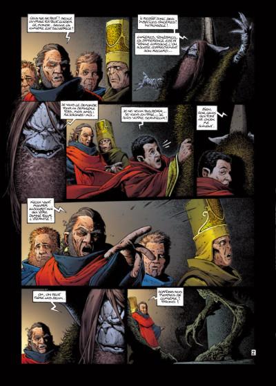 Page 2 Les forêts d'Opale tome 7