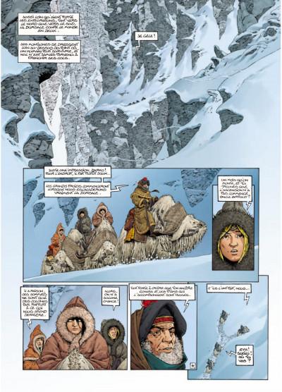 Page 4 Les forêts d'Opale tome 7