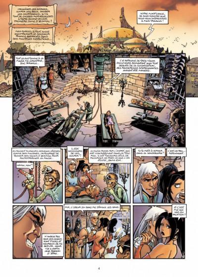 Page 2 Cixi de Troy T.3 - le secret de Cixi tome 3