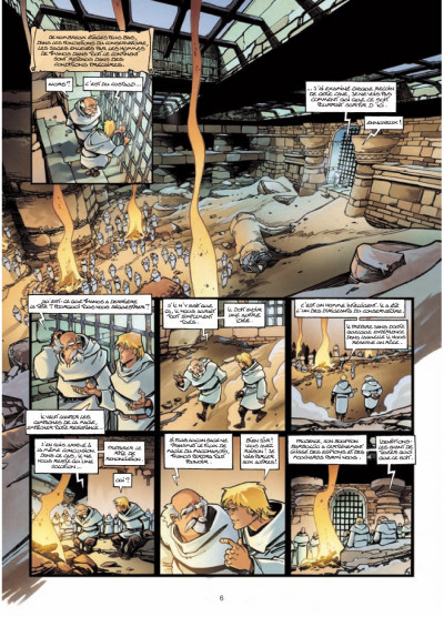 Page 4 Cixi de Troy T.3 - le secret de Cixi tome 3