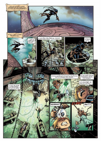 Page 5 Cixi de Troy T.3 - le secret de Cixi tome 3
