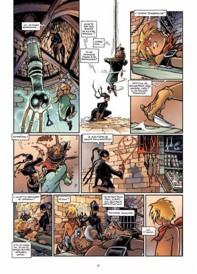 Page 6 Cixi de Troy T.3 - le secret de Cixi tome 3