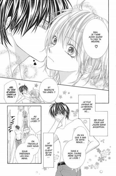 Page 8 trop jeune pour moi tome 1