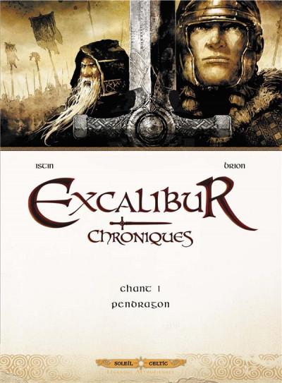 image de Excalibur - chroniques tome 1 - Pendagron