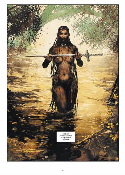 Page 2 Excalibur - chroniques tome 1 - Pendagron