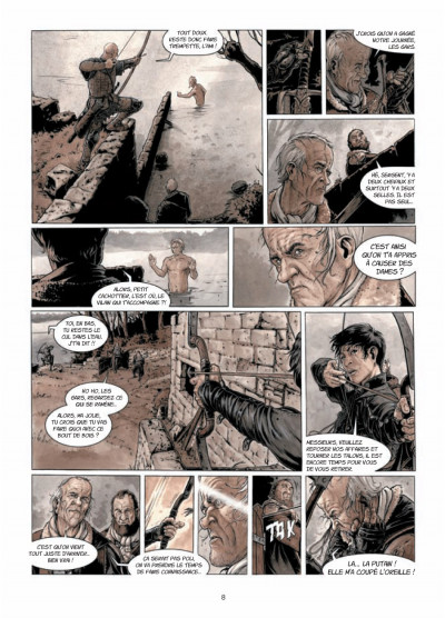 Page 4 Servitude tome 3