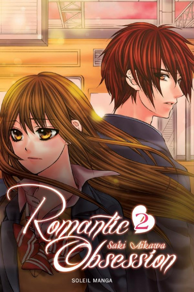 Couverture romantic obsession tome 2