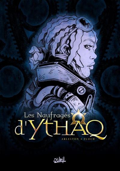 Couverture les naufragés d'Ythaq - coffret tome 2 - tome 4 à tome 6