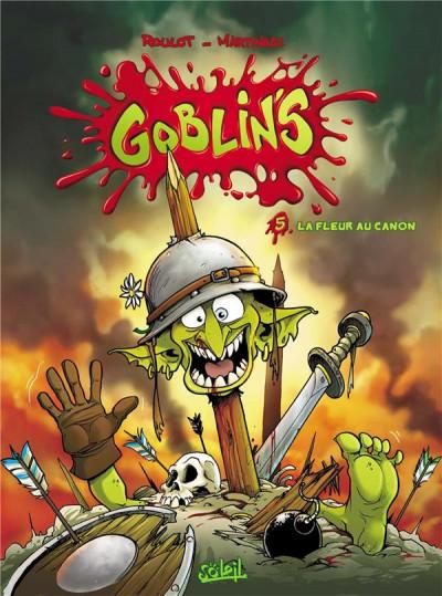 image de Goblin's tome 5 - la fleur au canon