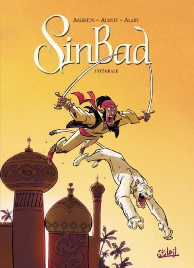 Couverture Sinbad - intégrale tome 1 à tome 3