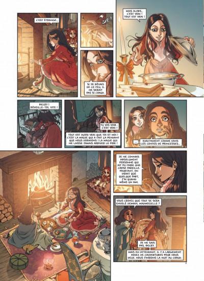 Page 2 Princesse Sara tome 4