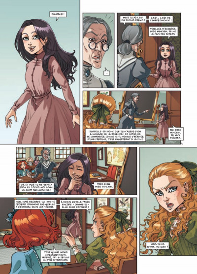 Page 4 Princesse Sara tome 4