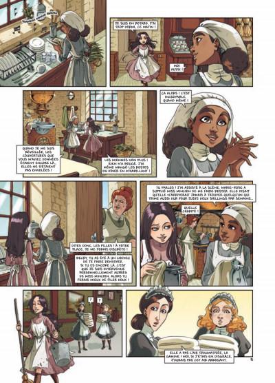 Page 5 Princesse Sara tome 4