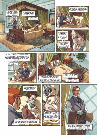 Page 6 Princesse Sara tome 4