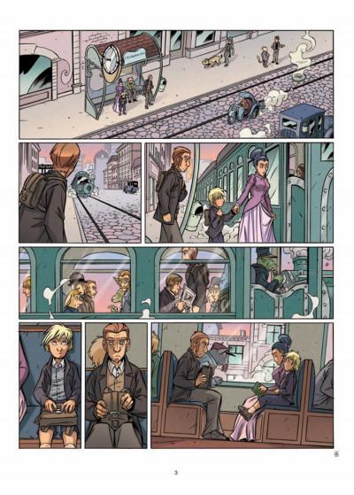 Page 1 les arcanes du