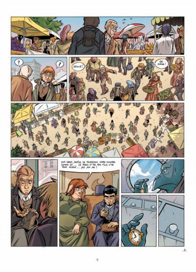 Page 3 les arcanes du