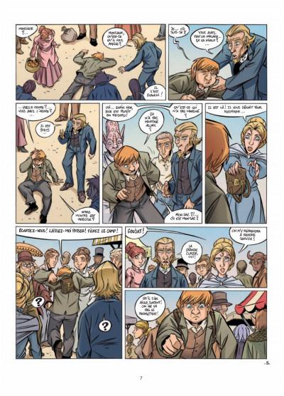 Page 5 les arcanes du