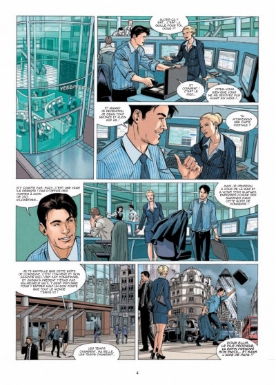 Page 2 le meilleur job du monde tome 1 - l'île Carpenter