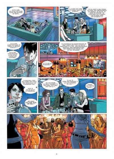 Page 3 le meilleur job du monde tome 1 - l'île Carpenter