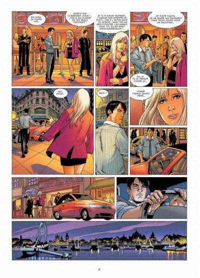 Page 4 le meilleur job du monde tome 1 - l'île Carpenter