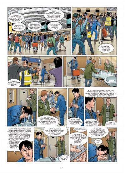 Page 5 le meilleur job du monde tome 1 - l'île Carpenter